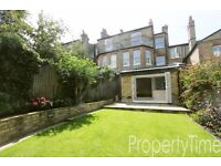A stunning 4/5 bedroom 2/3 reception room house with a basement, enviably located on Milton Park