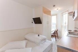 Studio Swiss Cottage Long Lets £270 per week all bills and WIFI