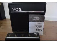 Vox VT40+ with VFS5 Footswitch