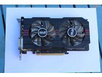USED ASUS Radeon R7 250X 2GB