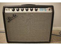 Fender 68 Custom Princeton Reverb Guitar Combo Amp