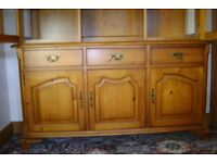 Dining Room Cabinet In Pine