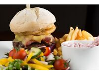 Couple Required for Village Pub Chef de Partie & Front of House @ The Royal Yew, Dean, Cumbria