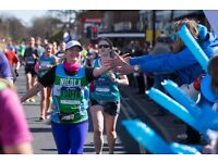 Event Cheer Volunteer at the Cardiff University Cardiff Half Marathon