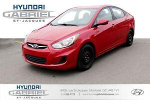 2012 Hyundai Accent GL SEDAN -- BLUETOOTH # SIÈGES CHAUFF
