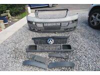 VW Transporter T5 bumper