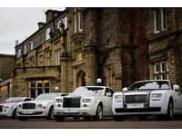 wedding car hire, limo hire Manchester, prom limo hire, rolls royce phantom hire, prom car hire
