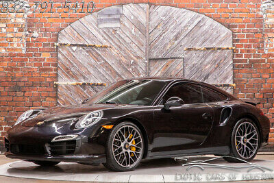 2014 Turbo S Used Turbo 3.8L H6 24V Automatic 4 Wheel Drive Coupe Bose