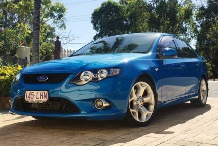 Ford Falcon XR6 Turbo FG Auto Wellington Point Redland Area Preview