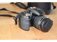 FUKI Finepix HS10 digital camera