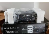Focusrite Liquid Saffire 56 Audio Interface