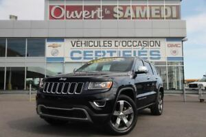2016 Jeep Grand Cherokee TOIT OUVRANT+NAVIGATION+JANTES 20''