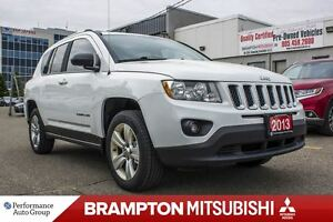 2013 Jeep Compass Sport/North|HTD SEATS|CRUISE CTRL|MP3|BUCKETS
