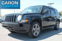 2009 JEEP Patriot 4WD north edition, a/c, mags