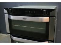 Integrated undercounter double oven + 12 Months Warranty!!