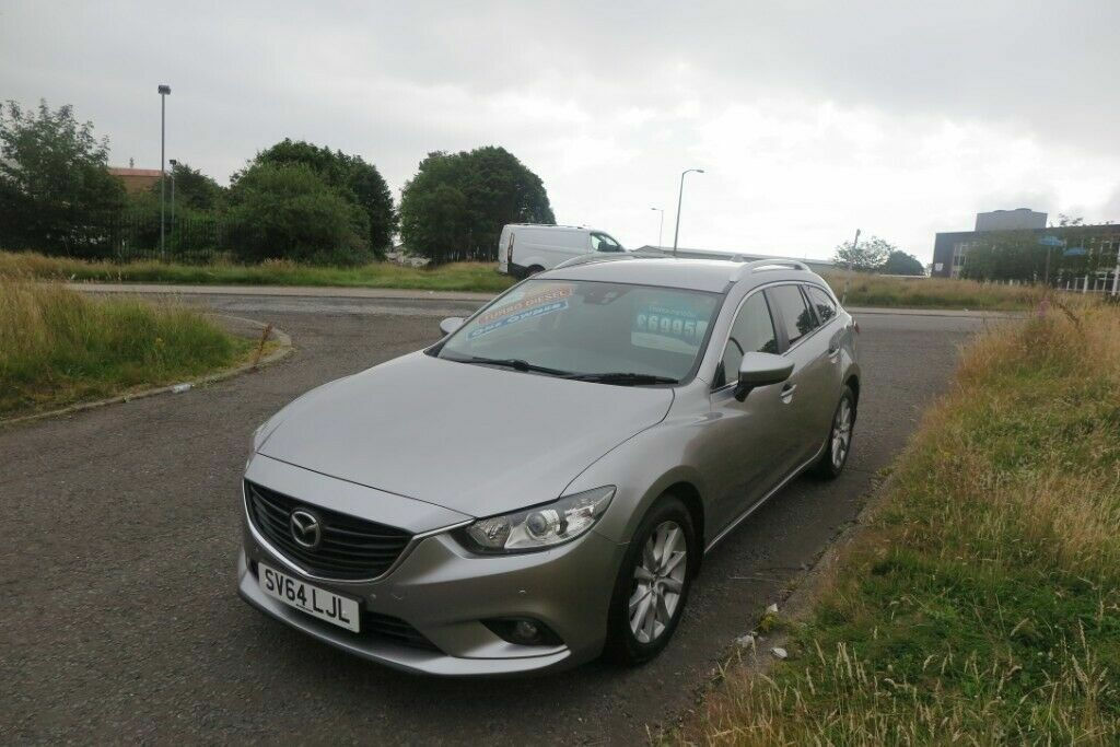 MAZDA 6 2 2 D SE-L Estate,2014,1 Owner,Alloys,Air Con,Cruise  Control,Bluetooth,67mpg,£20 Road Tax   in Dundee   Gumtree