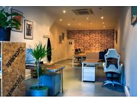 Rent a desk in modern friendly office- Leigh on sea- Essex