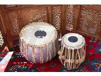 Indian Tabla Drums