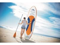 BRAND NEW UNUSED INFLATABLE PADDLE BOARD FOR SALE