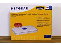 Netgear DG834PN ADSL Modem Wireless Router