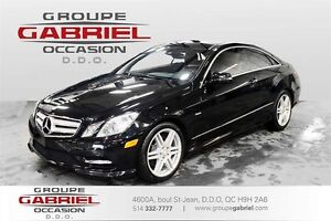 2012 Mercedes-Benz E-Class E350 Coupe * NAVIGATION * BACKUP CAME