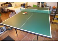 Butterfly full-size table tennis table