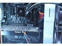 Custom Gaming PC: I5 6600K 4.5Ghz, GeForce GTX 960, 120GB SSD, 1TB HardDrive, MSI Motherboard