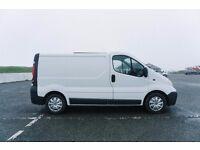 Vauxhall Vivaro 2.0 CDTi camper / day / surf van