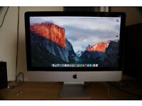 iMac 2.9Ghz 21.5Inch Late 2013 Mint Condition