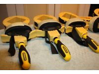 Stanley strap clamps