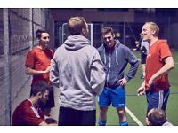 Marylebone 5-a-side football league