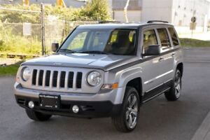 2015 Jeep Patriot Only 56000 KM- Coquitlam Location 604-298-6161