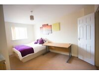 En-suite double room. *** female apps only *** Professional share. All bills inc. No fees.