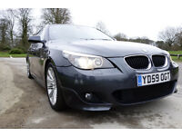 BMW 520d M SPORT Immaculate high spec/low mileage FULL LEATHER