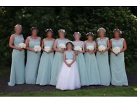Stunning bridesmaid dresses (designer: true bride)