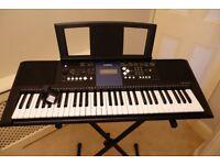 Yamaha PSR-E333 Touch-Sensitive Keyboard