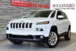 2016 Jeep Cherokee LIMITED V6/AWD TOIT PANORAMIQUE