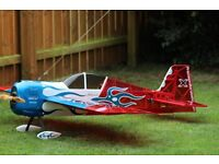 Precision Aerobatics Addiction X Radio Controlled Aircraft
