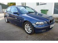 2003 BMW 316 TI ES Compact