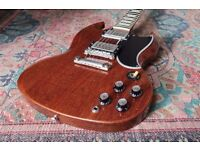 Gibson Custom Shop Les Paul SG Standard Aged Walnut - Historic Collection 2014