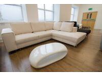 MESA - A wonderfully spacious sofa-bed in a very pleasing design. Delivery available