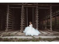 Hayley Paige London wedding dress for sale
