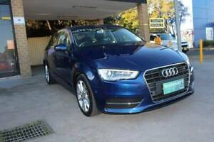 2013 Audi A3 S/BACK 1.4 TFSI ATTRACTION COD Automatic Hatchback Five Dock Canada Bay Area Preview