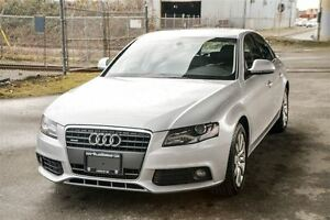2009 Audi A4 2.0T Sporty Sedan, Langley Location