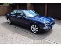 Jaguar Daimler Xj6 3.0 Sport low mileage and high specification