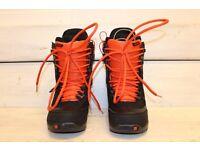 Ladies Burton Sapphire 2016 Snowboard Boots UK Size 5