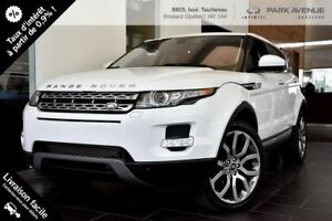 2014 Land Rover Range Rover Evoque **seulement 18000KM!!**