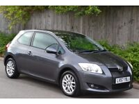 Toyota Auris 1.6 VVT-i TR 3dr - 1 OWNER FROM NEW - SERVICE HISTORY