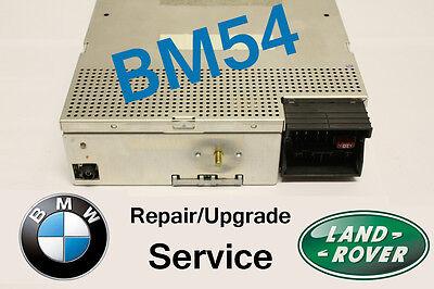BMW Becker BM53 Radio Professional Upgrade & Repair Service / 3 5 7 Series X5