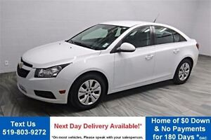 2014 Chevrolet Cruze 1LT  BLUETOOTH! POWER PACKAGE! CRUISE CONTR